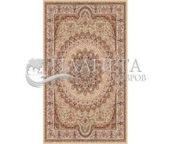 Иранский ковер Marshad Carpet 3057 Beige - высокое качество по лучшей цене в Украине