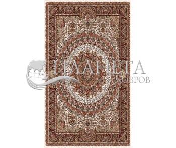 Иранский ковер Marshad Carpet 3057 Cream - высокое качество по лучшей цене в Украине