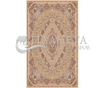 Иранский ковер Marshad Carpet 3058 Beige - высокое качество по лучшей цене в Украине
