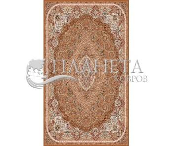 Иранский ковер Marshad Carpet 3058 Dark Orange - высокое качество по лучшей цене в Украине