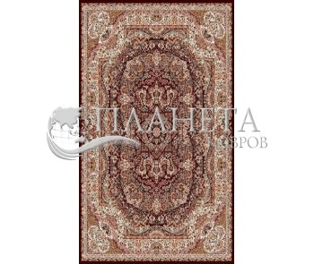 Иранский ковер Marshad Carpet 3060 Brown - высокое качество по лучшей цене в Украине