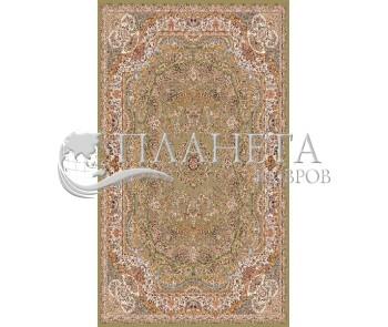 Иранский ковер Marshad Carpet 3060 Light Green - высокое качество по лучшей цене в Украине