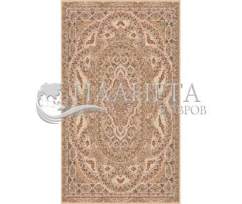 Иранский ковер Marshad Carpet 3062 Beige - высокое качество по лучшей цене в Украине