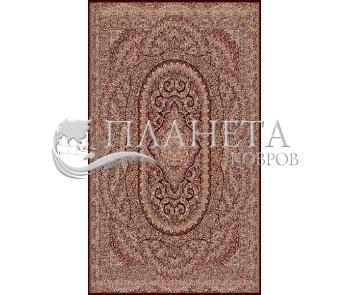 Иранский ковер Marshad Carpet 3062 Brown - высокое качество по лучшей цене в Украине
