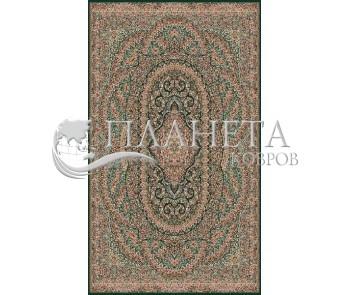 Иранский ковер Marshad Carpet 3062 Dark Green - высокое качество по лучшей цене в Украине