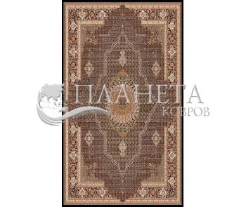 Иранский ковер Marshad Carpet 3063 Black - высокое качество по лучшей цене в Украине