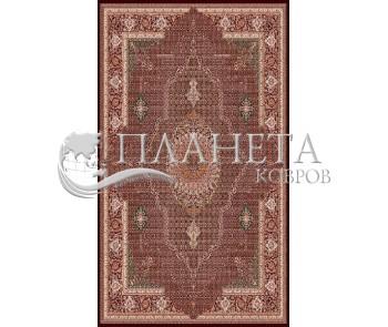 Иранский ковер Marshad Carpet 3063 Brown - высокое качество по лучшей цене в Украине
