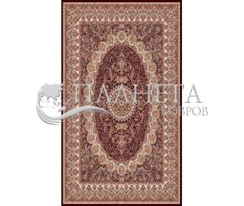 Иранский ковер Marshad Carpet 3064 Brown - высокое качество по лучшей цене в Украине