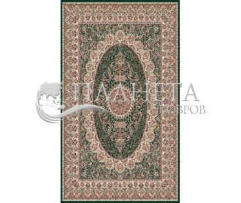 Иранский ковер Marshad Carpet 3064 Dark Green - высокое качество по лучшей цене в Украине
