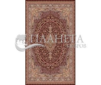 Иранский ковер Marshad Carpet 3065 Brown - высокое качество по лучшей цене в Украине