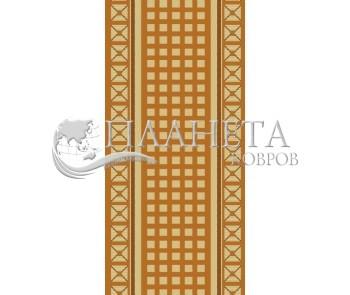 Безворсовая ковровая дорожка Flat sz2236/a1/03 Рулон - высокое качество по лучшей цене в Украине