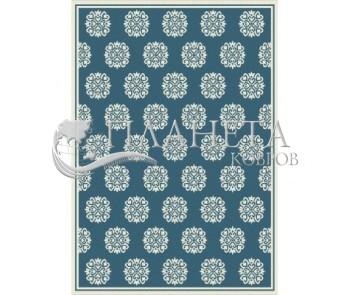 Безворсовый ковер Jeans 1981/410 - высокое качество по лучшей цене в Украине