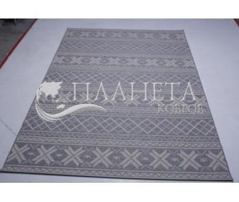 Безворсовый ковер Jersey Home 6727 wool-grey-E514 - высокое качество по лучшей цене в Украине