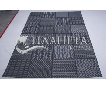 Безворсовый ковер Jersey Home 6769 anthracite-grey-E644 - высокое качество по лучшей цене в Украине