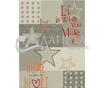Безворсовый ковер Star 19221-674 - высокое качество по лучшей цене в Украине