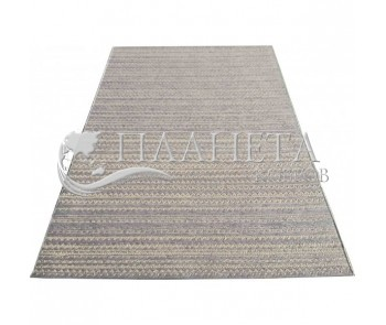 Безворсовый ковер Velvet 7734 Wool-Grey - высокое качество по лучшей цене в Украине