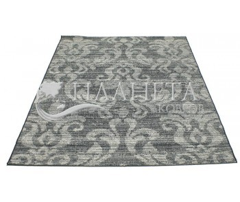 Безворсовый ковер Vintage 4822 black-egyptian sand - высокое качество по лучшей цене в Украине