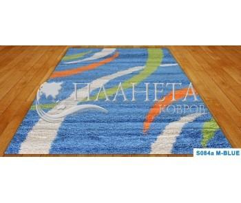Высоковорсный ковер 5B S084A blue - высокое качество по лучшей цене в Украине