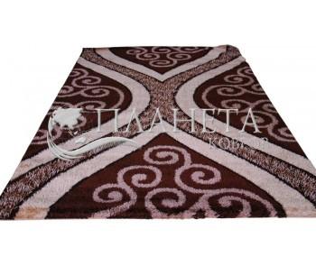 Высоковорсный ковер Decor E8700B brown - высокое качество по лучшей цене в Украине