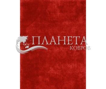 Высоковорсный ковер Dekordom Shaggy Micro Czerwony - высокое качество по лучшей цене в Украине
