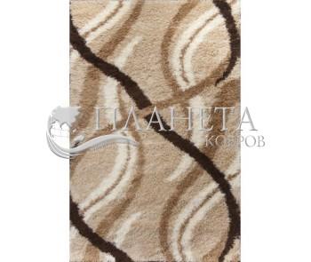 Высоковорсная ковровая дорожка First Shaggy 4735 , GOLDEN - высокое качество по лучшей цене в Украине