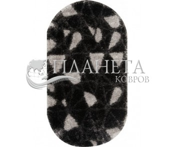 Высоковорсный ковер Jasmine Shaggy  5 272 , GREY - высокое качество по лучшей цене в Украине