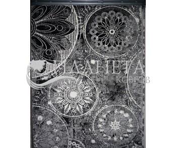 Синтетический  ковер Jazzy 06836A Light Grey - высокое качество по лучшей цене в Украине