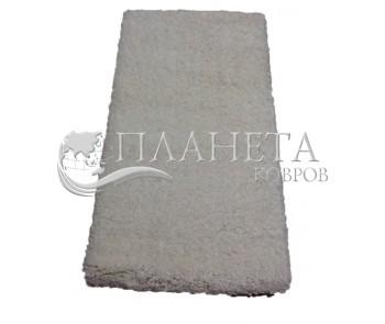 Высоковорсный ковер Lama P149A White-White - высокое качество по лучшей цене в Украине