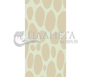 Высоковорсный ковер Kubra Loop 0057A cream - высокое качество по лучшей цене в Украине