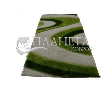 Высоковорсный ковер Polyester (Loop / Porto) Shaggy 1885A WHITE - высокое качество по лучшей цене в Украине