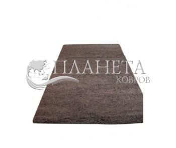 Высоковорсный ковер Loca (Super Lux Shaggy) 6365A DARK BROWN - высокое качество по лучшей цене в Украине