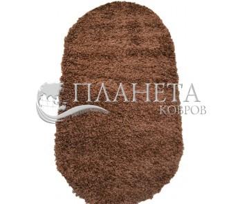Высоковорсный ковер Shaggy Lux 1000A kahve - высокое качество по лучшей цене в Украине