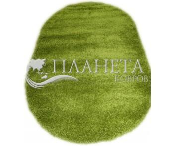 Высоковорсный ковер Shaggy Lux 1000A yesil - высокое качество по лучшей цене в Украине
