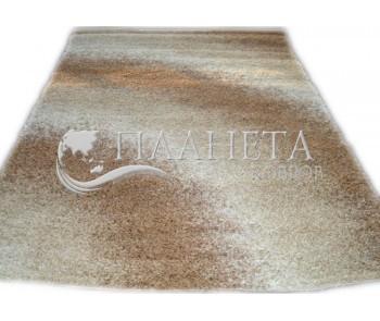 Высоковорсный ковер Silk S107-0 beige - высокое качество по лучшей цене в Украине