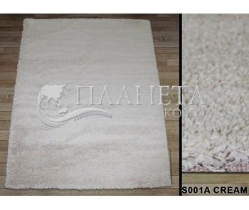 Высоковорсный ковер Super-4c S001A cream - высокое качество по лучшей цене в Украине