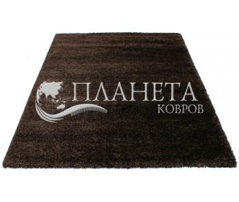 Высоковорсный ковер Supershine R001d brown - высокое качество по лучшей цене в Украине