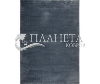 Высоковорсный ковер Tiara PLAIN , BLUE - высокое качество по лучшей цене в Украине