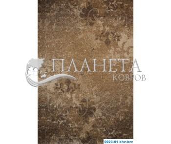 Высоковорсный ковер Tokyo 0023-01 khv-brw - высокое качество по лучшей цене в Украине