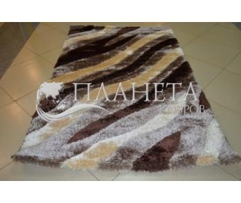 Высоковорсный ковер Tria 0030a beige - высокое качество по лучшей цене в Украине
