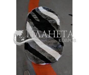 Высоковорсный ковер Tria 008 grey - высокое качество по лучшей цене в Украине