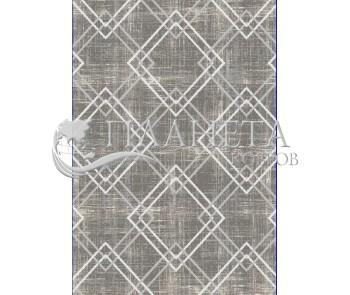 Высоковорсный ковер Troya V454A Coken Dark Beige - высокое качество по лучшей цене в Украине