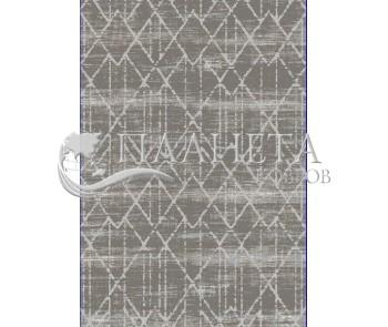 Высоковорсный ковер Troya V489B Coken Dark Beige - высокое качество по лучшей цене в Украине