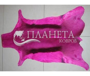 Шкура газели GAZELA FUSCHIA-GZ03 - высокое качество по лучшей цене в Украине