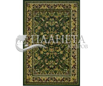 Синтетический ковер Amber 0701A BEJ/K.YESIL - высокое качество по лучшей цене в Украине