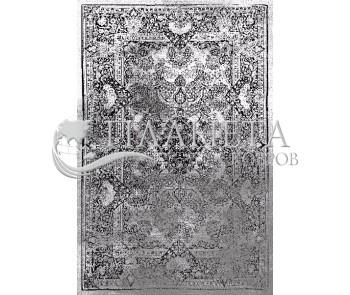 Иранский ковер Black&White 1726 - высокое качество по лучшей цене в Украине