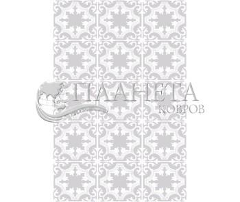 Иранский ковер Black&White 1740 - высокое качество по лучшей цене в Украине