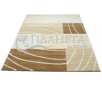 Синтетический ковер California 0295-09 BEJ-BEI - высокое качество по лучшей цене в Украине