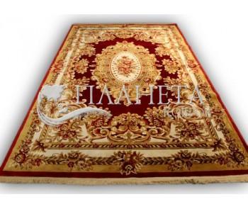 Синтетический ковер Chenill K 8015 l.brown - высокое качество по лучшей цене в Украине