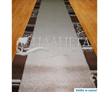 Синтетический ковер Daisy Carving 8428A camel - высокое качество по лучшей цене в Украине