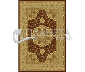 Синтетический ковер Diana 3502 brown - высокое качество по лучшей цене в Украине